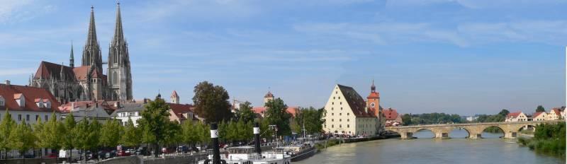 Bilder Fotos Regensburg Ausflugsziel Tagesausflug, Städtereisen