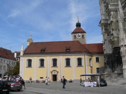 Regensburg Kirchen
