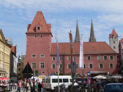 Sehenswürdigkeiten Regensburg Und Umgebung