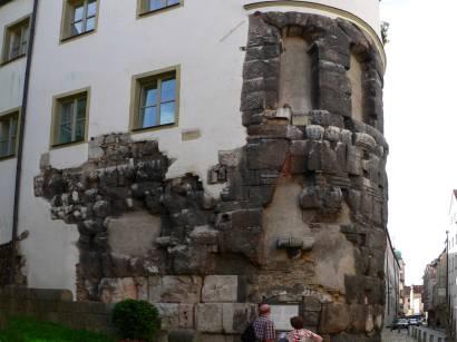 Porta Pretoria - Römerzeit in Regensburg