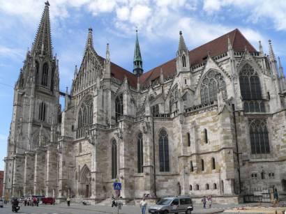 Regensburger Nachtleben Familienausflug in Bayern