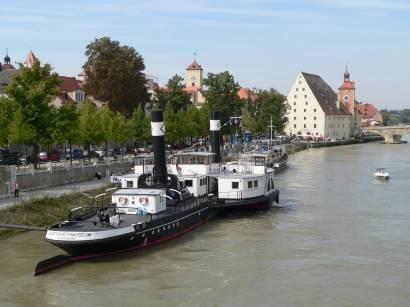Stadt Regensburg Ausflugsziele und Sehenswürdigkeiten