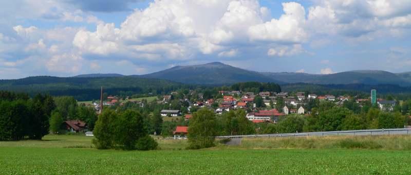 Ausflugsziele und Sehenswürdigkeiten bei Riedelhütte im Bayerischen Wald