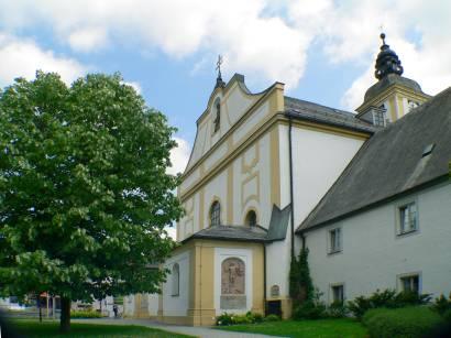Kirche in Rinchnach