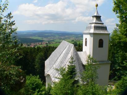 Wallfahrtskirche Frauenbrunnl bei Rinchnach