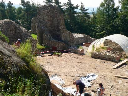 runding-burgruine-ausgrabungen-bayern-cham