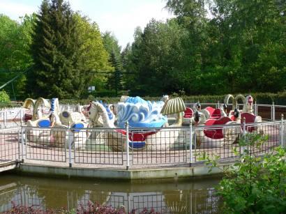 Familienpark in Bayern - Erlebnispark mit vielen Fahrgeschäfte und Attraktionen