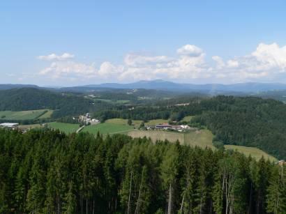 Aussichtspunkt Kadernberg bei Schönberg