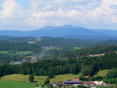 Aussichtspunkte und Aussichtstürme nähe Grafenau in Bayern