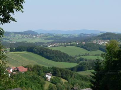 Bilder und Fotos - Schloß Rammelberg - Ausflugsziel Bayerwald Landschaft