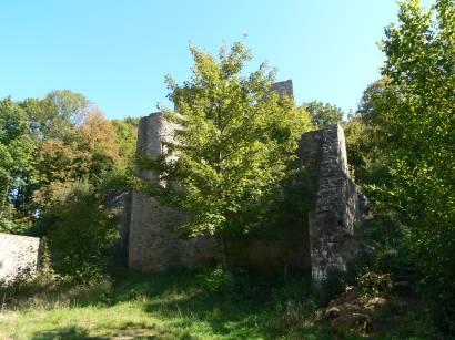Stamsried Burgruine Kürnberg