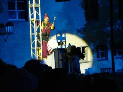 Festspiel Agnes Bernauer Schauspiel