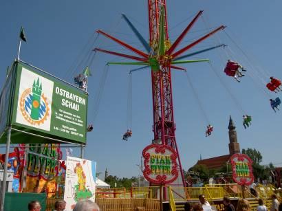 Bilder und Fotos Ostbayernschau Straubing - Ausflugsziele Sehenswürdigkeiten
