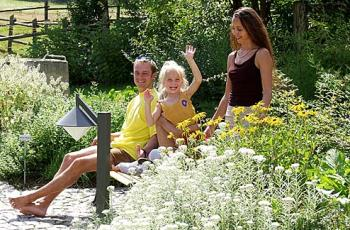 taubinger-hof Pension Hauzenberg Familienurlaub im Wegscheider Land