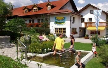 Untergriesbach Pension zwischen Wegscheid und Obernzell