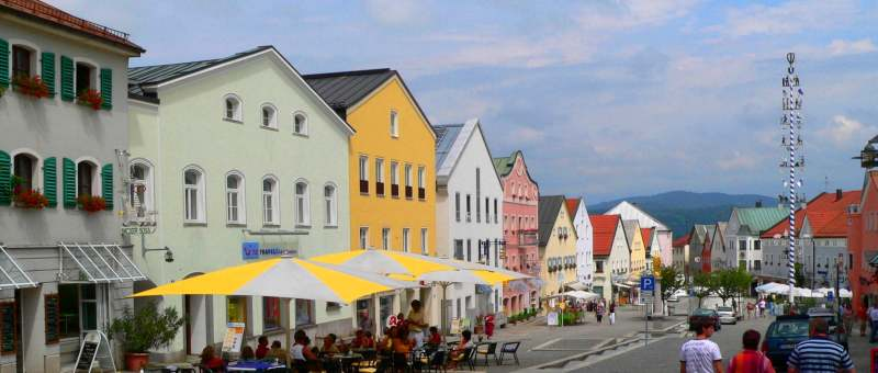 Waldkirchen Bayerischer Wald - Bilder Fotos Informationen zu Waldkirchen