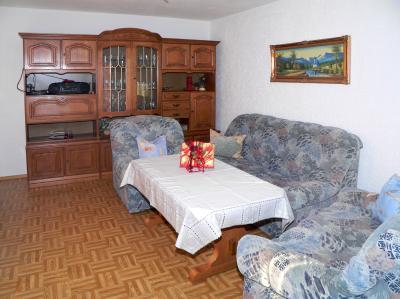 Wohnraum in der Fewo - Bild ID: zissler-ferienwohnung-ferienhaus-niederbayern-wohnzimmer