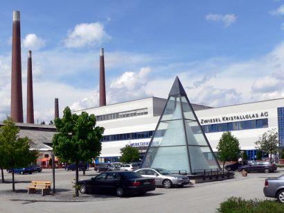zwiesel-schott-kristallglas-pyramide-werksverkauf-glässer