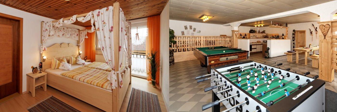 Ferienwohnung im Ferienhaus Arber Haus Max Achatz