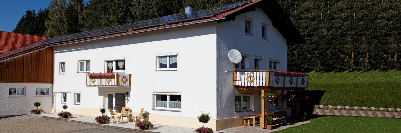 Ferienhaus Arber im Landkreis Regen Ferienhof Arbergebiet Bauernhof