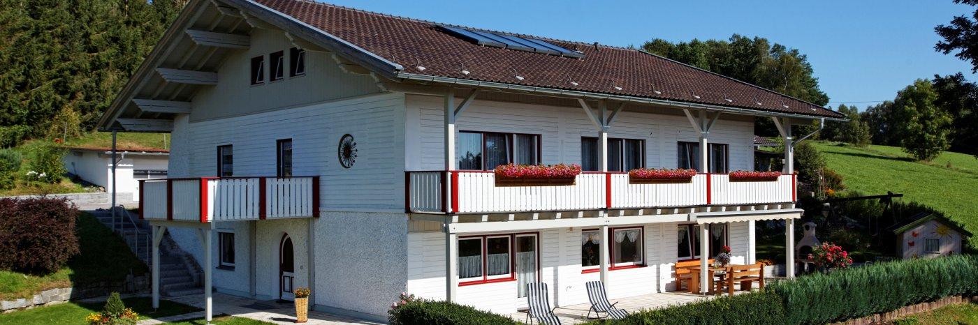 Bayerischer Wald Gruppenunterkunft in Bayern von Privat mieten Selbstversorger