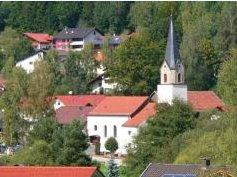 achslach-unterkunft-ortsansicht-bayerischer-wald-urlaub