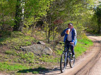 Radfahren Bayerischer Wald Regental Radweg