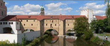 Städte Sehenswürdigkeiten Stadtbrille in Amberg