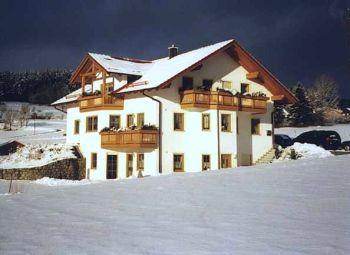Urlaub Wintersaison Bayerischer Wald