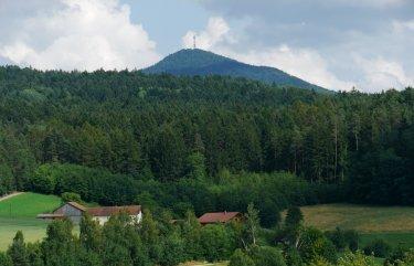 Unterkunft Drachenstich Stadt Furth im Wald - frerienwohnung-ponoramablick-hoher-bogen