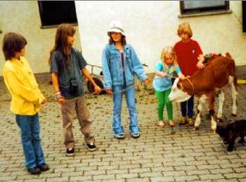 Bauernhof Urlaub im Landkreis Cham in Bayern