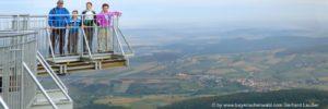 ausflugsziele-bayerischer-wald-aussichtspunkte-sehenswürdigkeiten-aussichtsturm