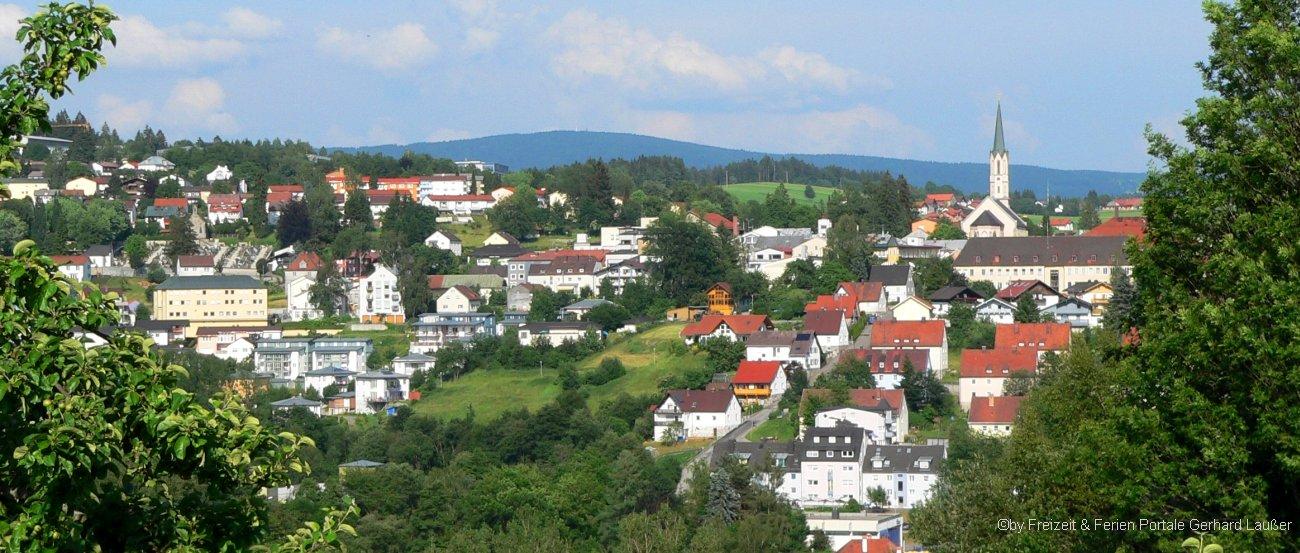 Schöne Ausflugsziele bei Freyung Grafenau Sehenswürdigkeiten im Dreiländereck
