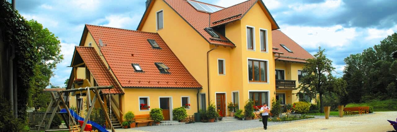 Bauernhof Ferienhaus Angelurlaub an der Naab in der Oberpfalz