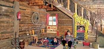 Ferien Hütte am Pröller - Urlaub bei St. Englmar Berghütte Bärwurz Resl