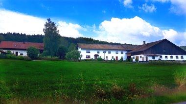Hofmann ´s Bauernhof im Zellertal zwischen Bad Kötzting und Bodenmais