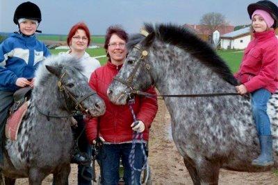 Kinder Urlaub am Bauernhof in Deutschland