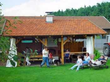 Familienurlaub im vorderen Bayerischen Wald