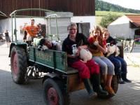 Bayerischer Wald Bauernhofurlaub mit der ganzen Familie