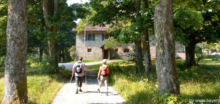 Aktivurlaub Bayerischer Wald Aktivhotel Unterkunft Wanderurlaub