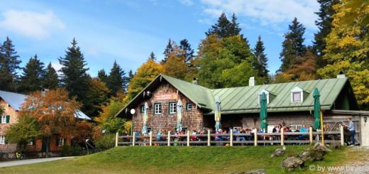 Berghütten Bayerischer Wd Ausflugsziele Wanderungen