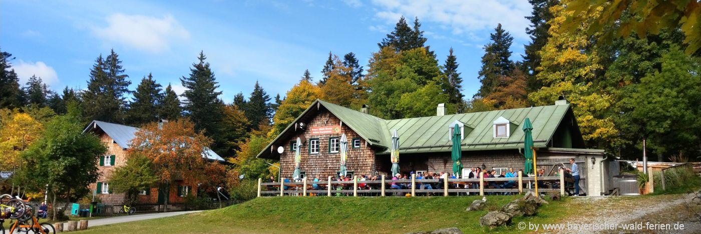 Familienurlaubshütten in Bayern