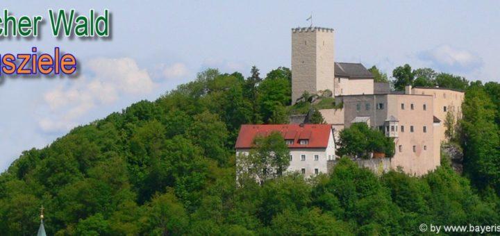 bayerischer-wald-ausflugsziele-highlights-falkensteiner-burg