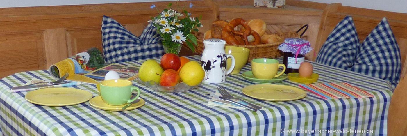 Bayerischer Wald Ferienhaus & Ferienwohnung mit Frühstück