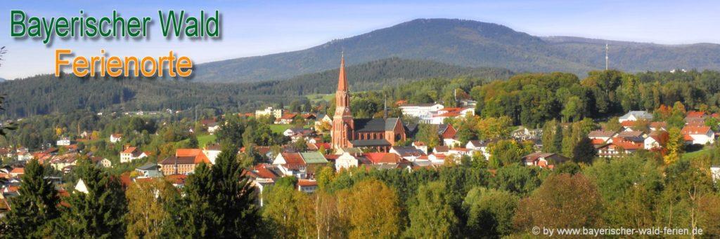 Bayerischer Wald Reisetipps und Reiseziele in Bayern