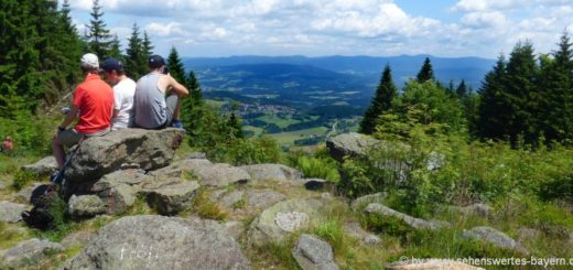bayerischer-wald-freizeitangebote-bergwandern-aussichtspunkte