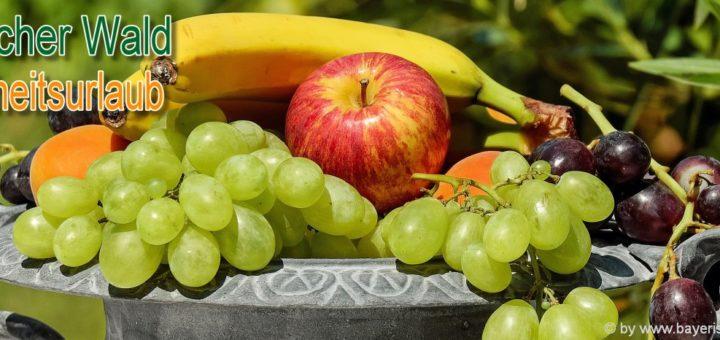 bayerischer-wald-gesundheitsurlaub-obst-essen-vitalurlaub