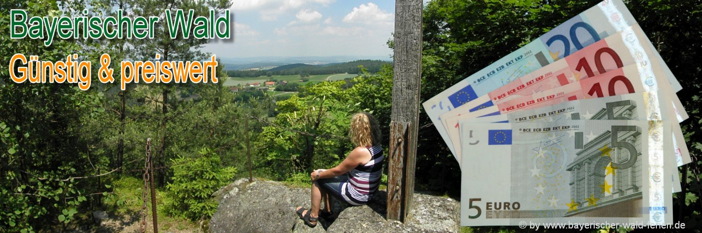 Bayerischer Wald Land der Dichter und Denker