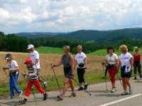 Bayerischer Wald Nordic Walking Urlaub