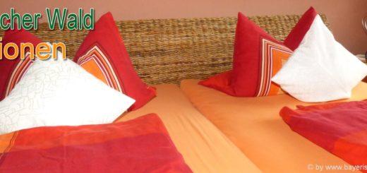 bayerischer-wald-pensionen-bayern-zimmer-unterkunft-doppelbett